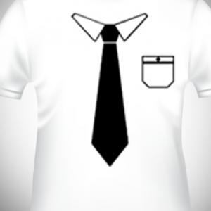 חולצה מודפסת לחתונה