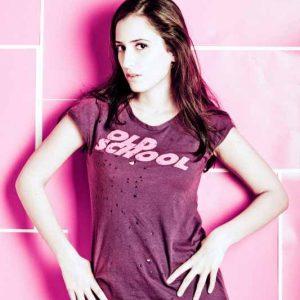 חולצה בהדפסת חיתוך מיוחדת קטיפתית, בעיצוב אישי להפקות אופנה וחולצות פרטיות.