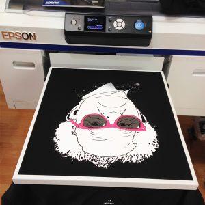 הדפסה ישירה על חולצות ללא רקע